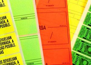 Selección de etiquetas fluorescentes